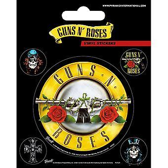 Guns N Roses pegatinas