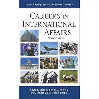 Karrieren in internationalen Angelegenheiten