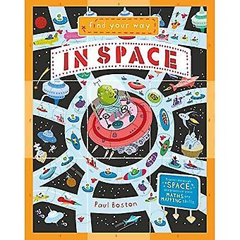 Trouvez votre chemin dans l'espace (à trouver votre chemin)