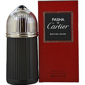 Cartier Pasha de Cartier Edition Noire EdT 100ml EDT Spray