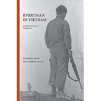 Jokamiehen Vietnam: sotilaan matka suohon
