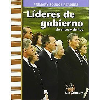 Lideres de Gobierno de Antes Y de Hoy (regeringsleiders toen en nu) (Spaanse versie) (mijn gemeenschap toen en nu) (primaire bron lezers)