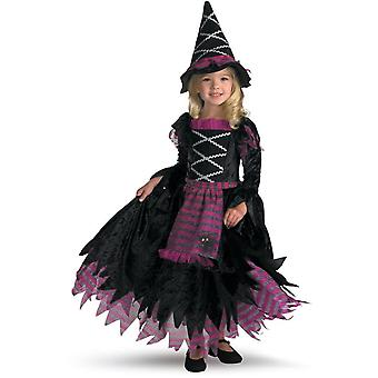 Fabulous Witch Child Costume