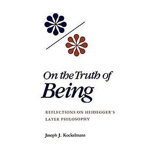 På sanningen om väsen reflektioner på Heideggers senare filosofi av Kockelmans & Joseph J.