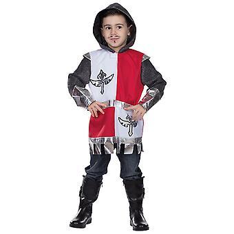 Ritter Lennard Kinder Kostüm Junge Ehrenmann Burg Mittelalter Karneval