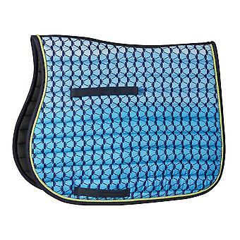 Cottage Craft Geometric Print Saddlecloth