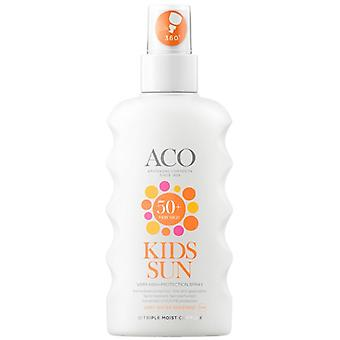 ACO Bambini Sole Spray SPF 50 175ml
