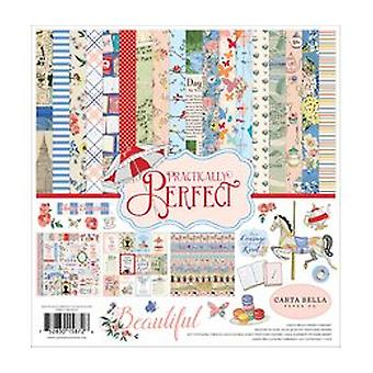 Carta Bella Practically Perfect 12x12 Inch Collection Kit