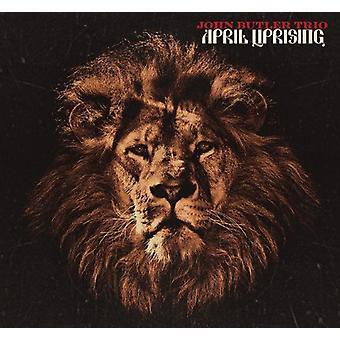 John Butler Trio - April Uprising [CD] USA import