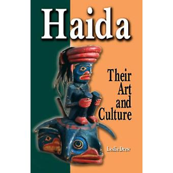 Haida - Their Art and Culture by Leslie Drew - 9780888396211 Book