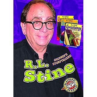 R.L. Stine by Chris Bowman - 9781626175525 Book