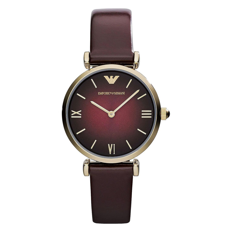 Emporio Armani Ar1757 Retro Mineral Watch