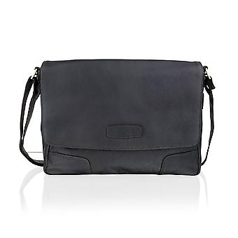 Retrato marrom Messenger Bag 11,0