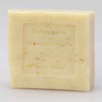 Florex biológico ovinos manteiga sabão-espelta-natural Fragrance Experience 100 g