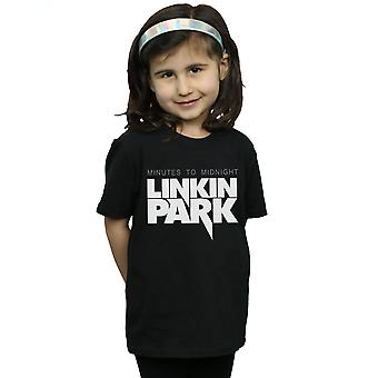 Linkin Park dievčatá minút do polnoci logo T-shirt