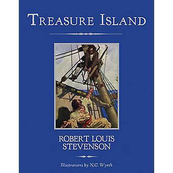 Treasure Island by Robert Louis Stevenson - N. C. Wyeth - 97816310606