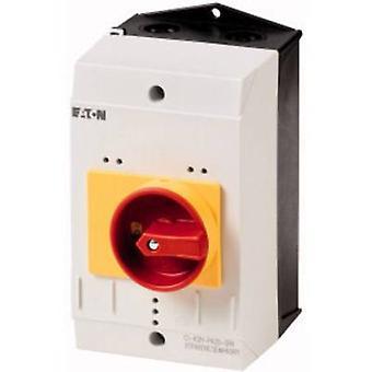 Eaton CI-K2-PK-0-NA-GR Enclosure - kill switch (L x x x H) 130 x 100 x 160 mm Rosso, Giallo, Grigio, Nero 1 pc(i)
