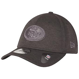 New Era 39Thirty Cap - SHADOW TECH San Francisco 49ers graph