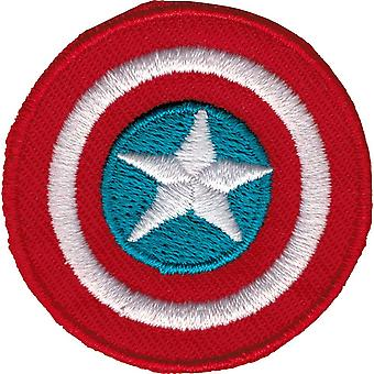 Patch Marvel Captain America shield Logo 1