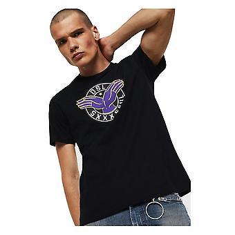 Diesel T Diego B5 T shirt svart