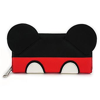 Wallet - Disney - Mickey Suit Zip Around New wdwa0633