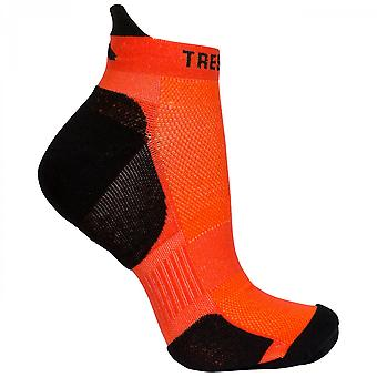 Trespass Unisex Vandring Impact Protection Trainer Socks (3 Pairs)