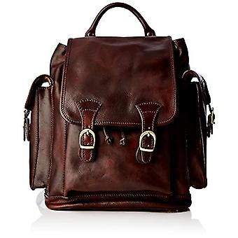 Chicca All Fashion Cbc18888gf22 - Unisex Backpack Adult - Brown (Moor's Head) - 15x35x33cm (W x H x L)