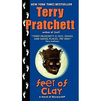 Feet of Clay by Terry Pratchett - 9780062275516 Book