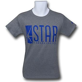 Flash TV Series Star Labs T-Shirt