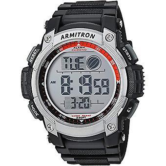 Armitron Clock Man Ref. 40/8252BLK
