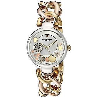 Akribos XXIV relógio Donna ref. AK678TRI