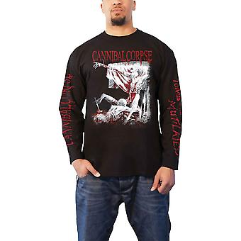 Cannibal Corpse T Shirt Tomb Of The Mutilated 2019 new Official Mens Long Sleeve
