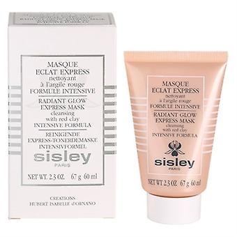 Sisley éclatante intensif masque avec argile rouge 2,3 oz / 60ml