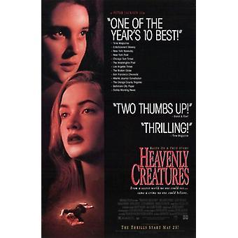 Taivaalliset olennot (1994) alkuperäinen elokuva juliste