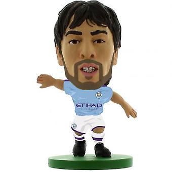 Manchester City SoccerStarz David Silva