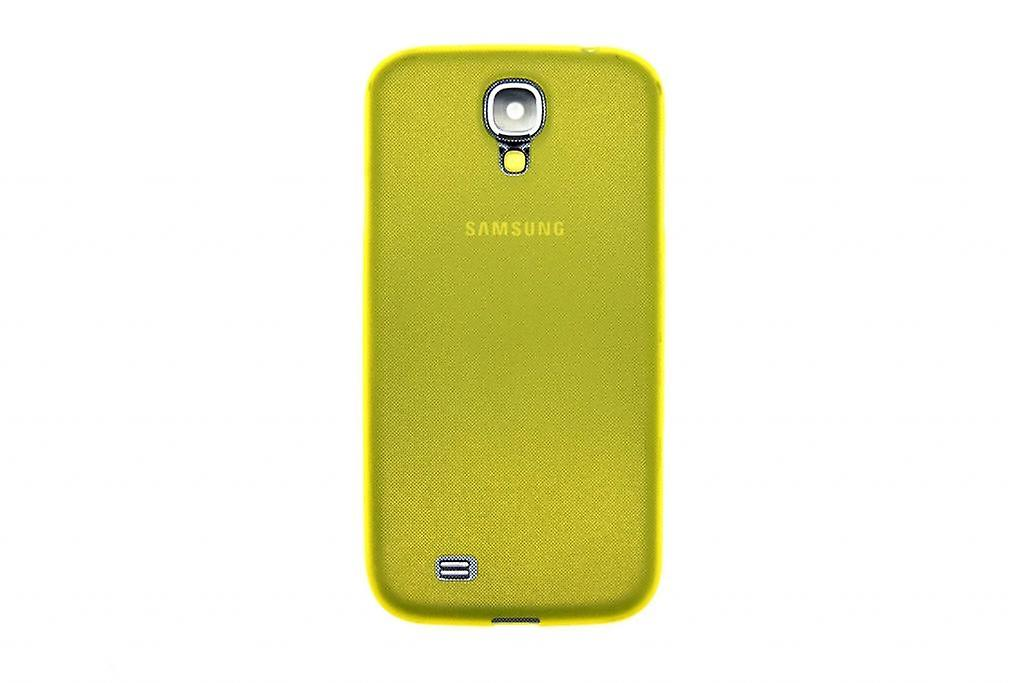 Galaxy S4 Ultra-thin case cover case yellow