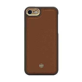 Marvêlle iPhone 6/6s/7/8 Magnetic Case Light Brown Chic