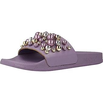 Inuovo Sandals 125007i Color Violet
