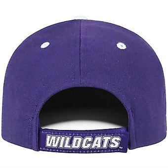 Northwestern Wildcats NCAA TOW Triple Threat Chapéu Ajustável