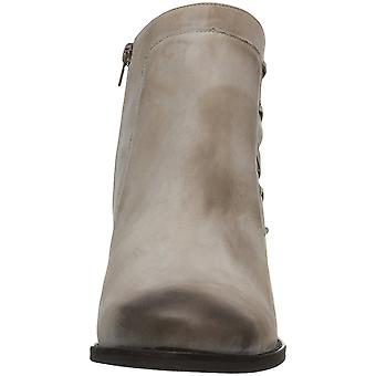 Walking Cradles Womens Galveston Leather Closed Toe Ankle Fashion Boots