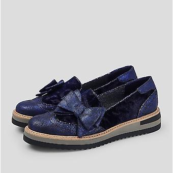 روبي شو المرأة & s جوان Loafer الأحذية ومطابقة ريفا حقيبة
