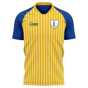 2020-2021 Las Palmas Home Concept Football Shirt