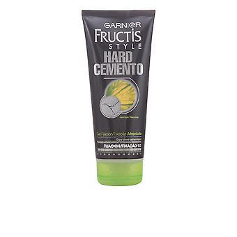 Garnier Fructis Style harde Cemento Gel Fijador 200 Ml Unisex