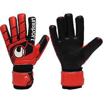 UHLSPORT RETRO FANGMASCHINE SUPERGRIP HN Goalkeeper Gloves Size