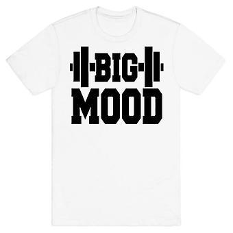 Grote Mood gewichten t-shirt