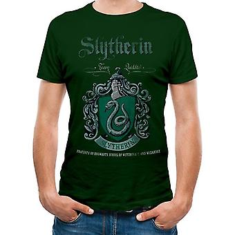 Harry Potter Slytherin Team Quidditch T-Shirt