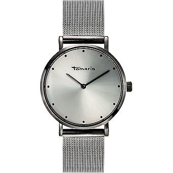Tamaris - Wristwatch - Anda - DAU 36mm - Grey - Women - TW005 - grey silver