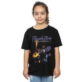 Prince Girls Purple Rain T-Shirt