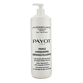Payot Les Demaquillantes Huile Fondante Demaquillante Mælkeagtig renseolie - Til alle hudtyper (salon størrelse) 1000ml/33.8oz