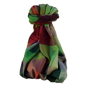 Mens Premium Silk Contemporary Scarf 6489 by Pashmina & Silk